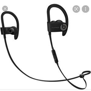 Powerbeats Wireless Headphones in Black
